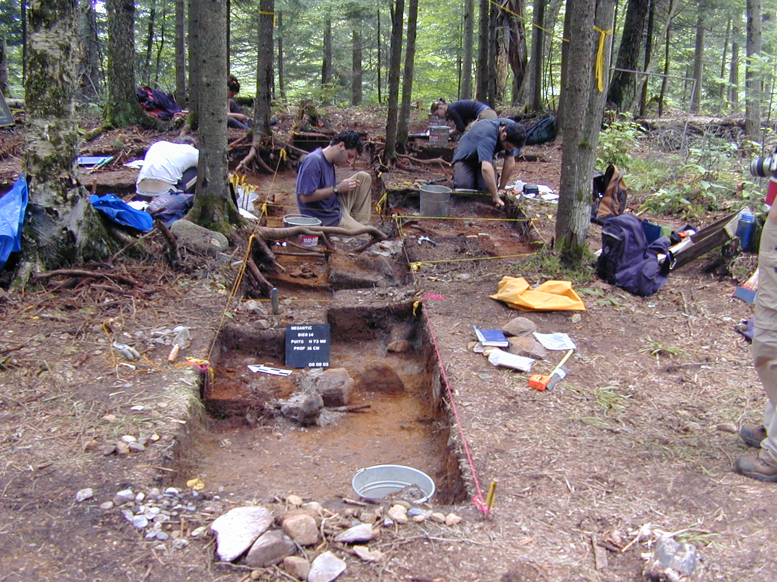 ArchaeoSaga – The Origins of Settlement in the Eastern Townships